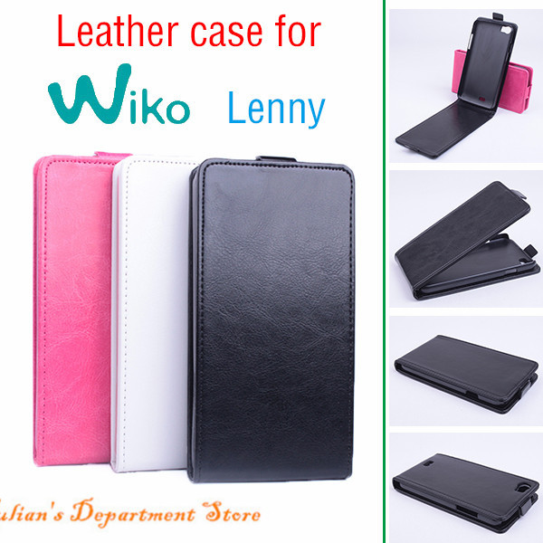 Wiko lenny new luxury 3 couleur case up down ouvert en for Housse up and down