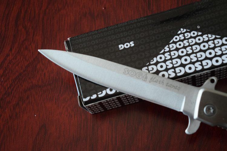 2pcs lot G 10 Handle Tactical knives OEM SOG KS931A Folding Knife Rescue Knife 5cr13mov steel