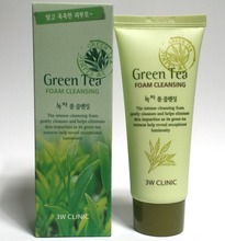 Buy GREEN TEA FACE MILD WASH FOAMING FACIAL CLEANSER SOFT FOAM CLEANSING SOAP 3.5 OZ Free for $21.80 in AliExpress store