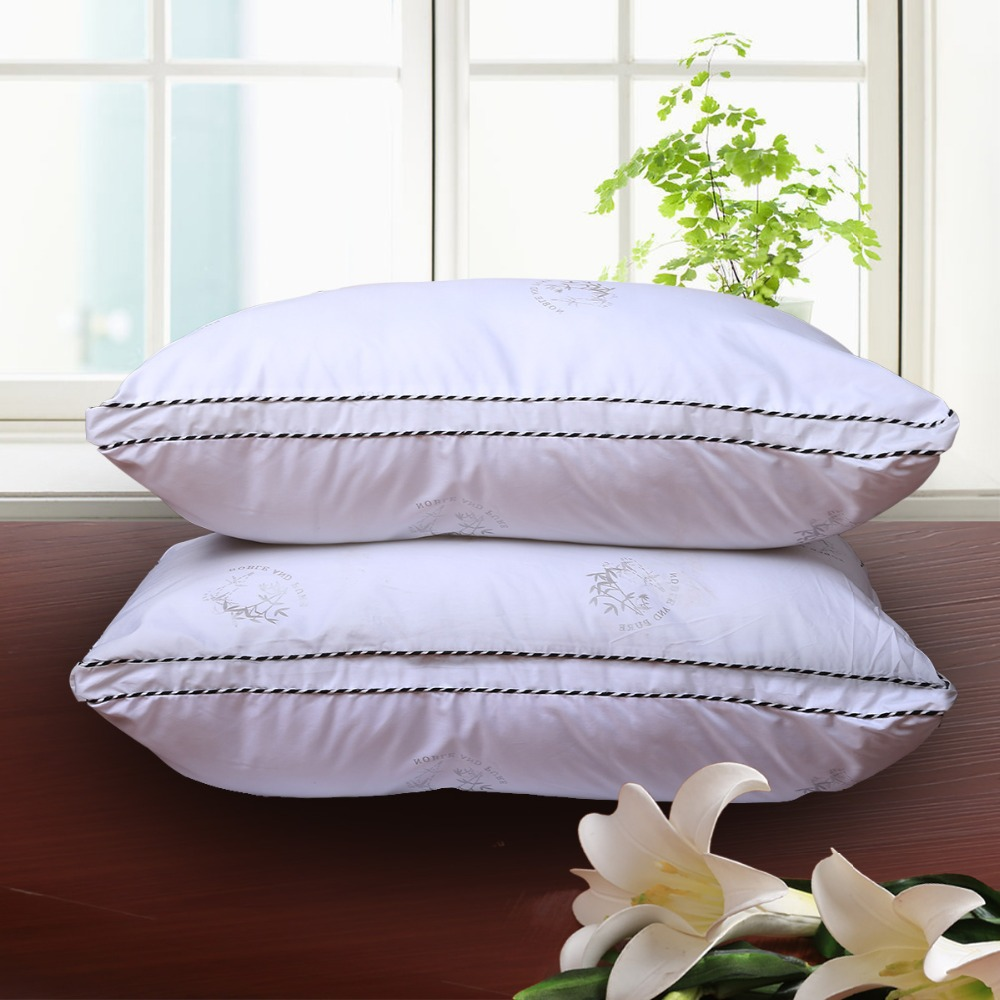 Buy 2pc Lot Bed Pillows Size 48x74cm 18