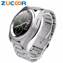 Buy Fashion ZW35 Smart Wrist Watch Sport Clock Inteligente Pulso Heart Rate Bluetooth Pedometer Life Waterproof iOS Android Sony for $33.38 in AliExpress store