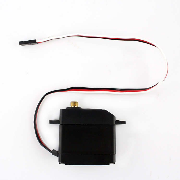 SpringRC SM-S4315R 15Kg Large Continuous Rotation 360 Degree Metal Servo for Robot SZZ-4912(China (Mainland))