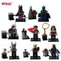 MTELE Brand High Quality 8pcs lot Super Hero Avenger Kid Baby Toy Building Blocks Sets Model