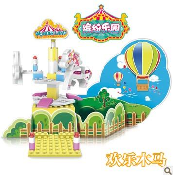 Детское лего WMX WL5001 Box DIY детское лего cogo 3259 360 diy