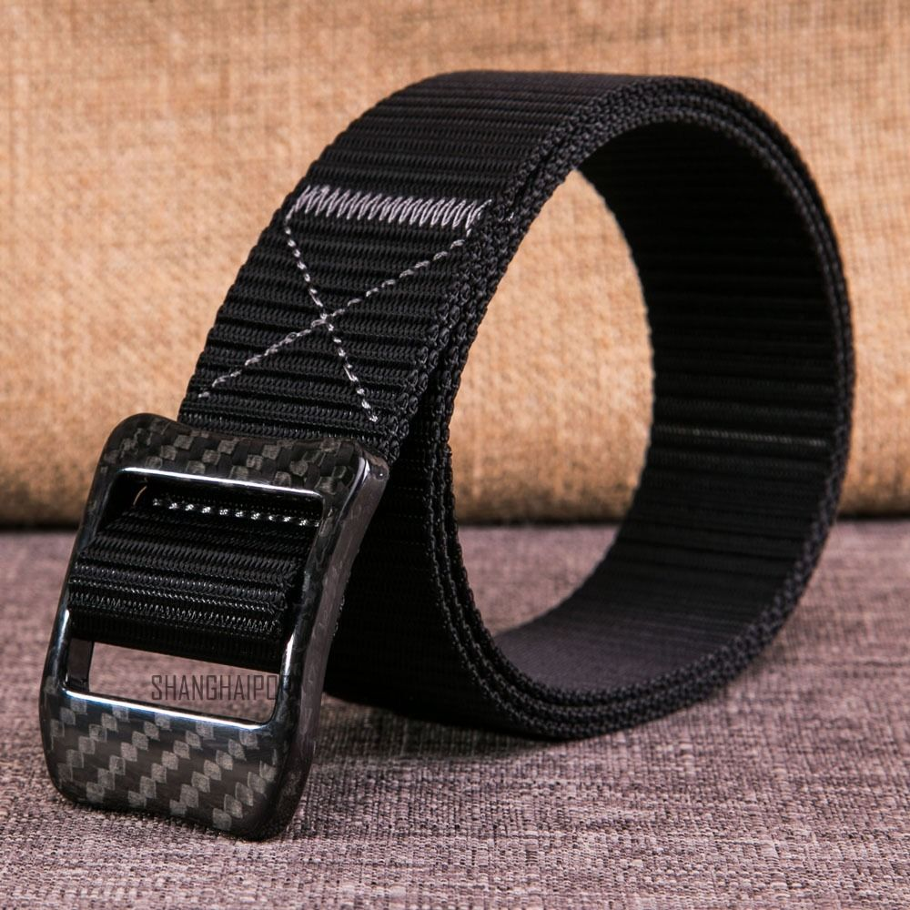 w wholesale carbon fiber belt buckle