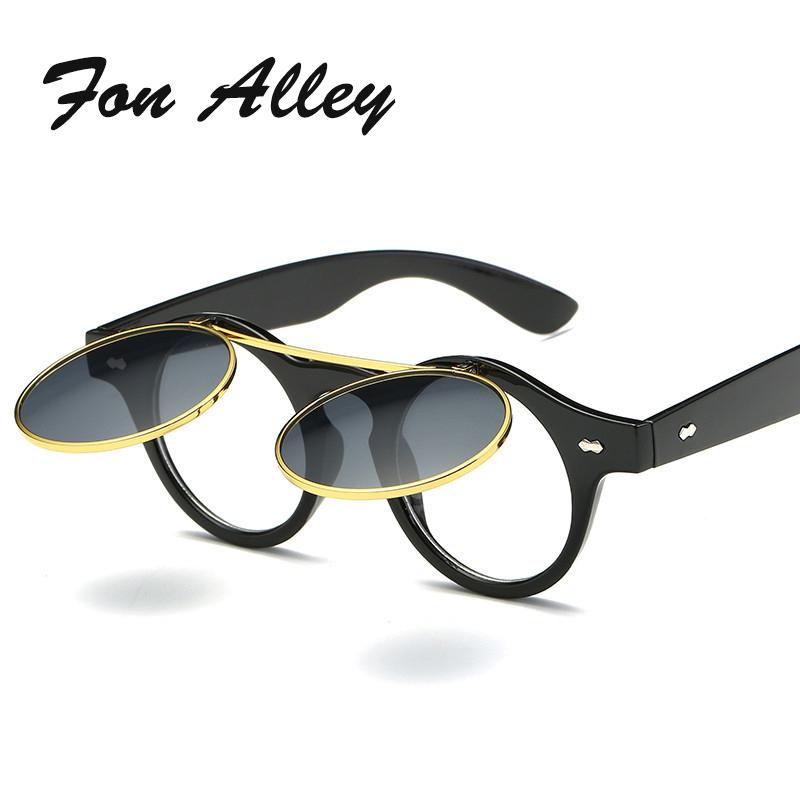 Circle Flip Up Sunglasses  por circle flip glasses circle flip glasses lots