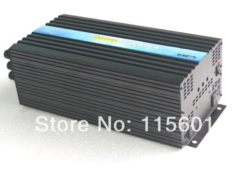 2014 New Hot Sale 4kw Solar Power Inverter, DC TO AC Frequency Inverter Maili Brand China Factory Sell(China (Mainland))