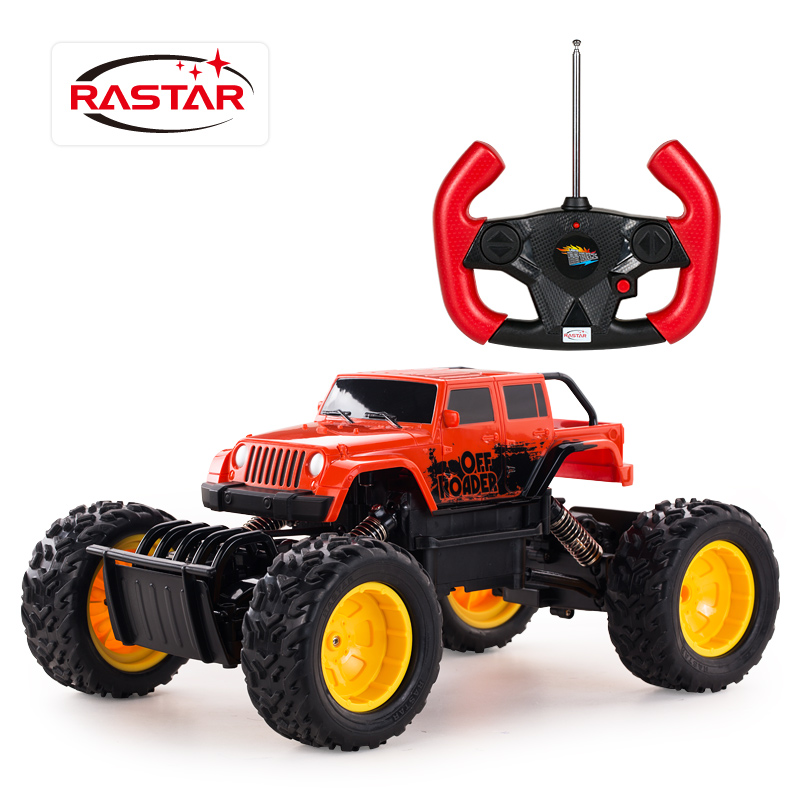 Free shipping Super large remote control car star 4wd remote control car automobile race charge boy toy(China (Mainland))