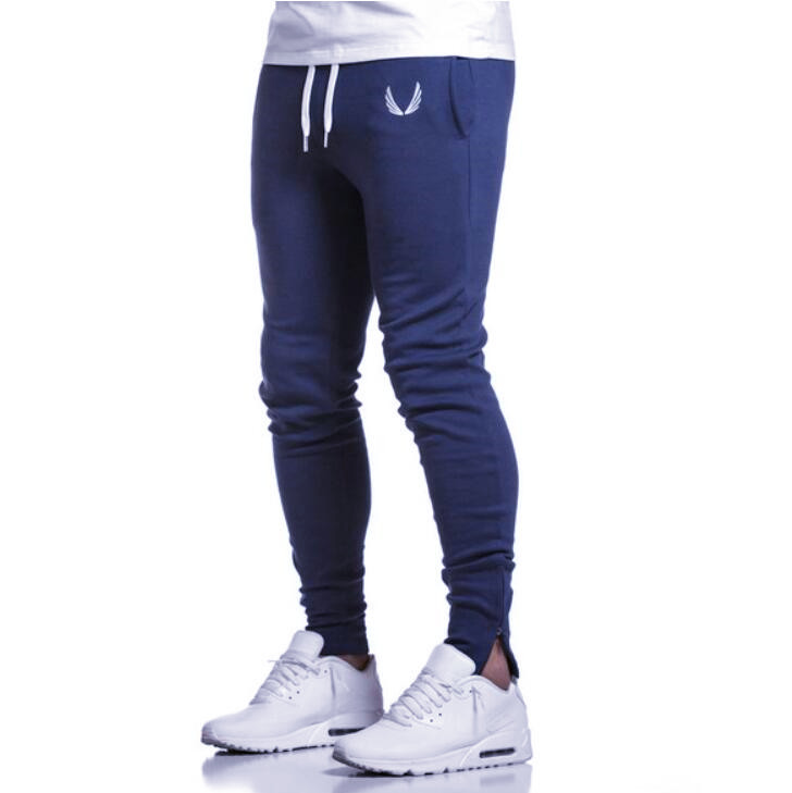 2015 New Fashion Men's GOLDS Sports Gym Pants,Elastic cotton Male Fitness Workout Pants,Sweatpants Trousers Jogger Pants - Brand store