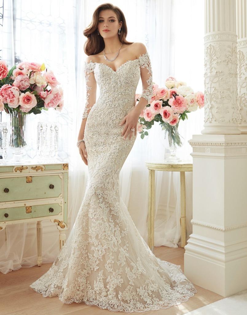 Dress Bridal Vintage Mermaid Wedding Dress 2016 Robe De Mariage ...