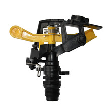 2016 Popular New 360 Degree Adjustable Sprinkler Irrigation Watering Garden Spray Nozzle(China (Mainland))