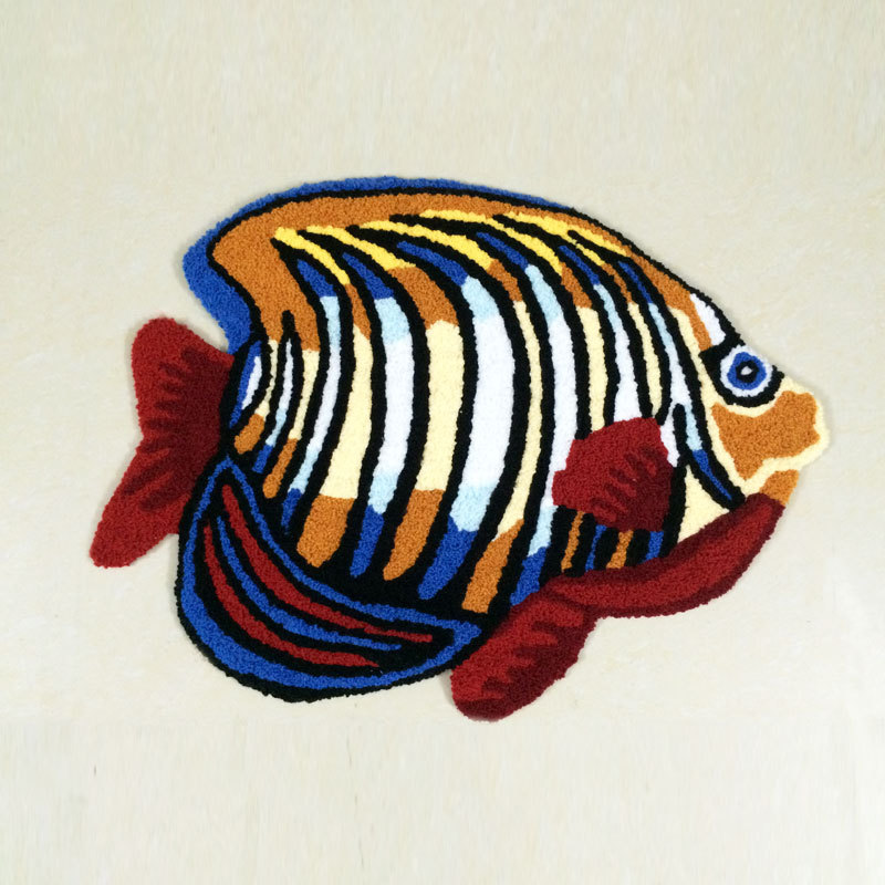 Popular fish bath rug buy cheap fish bath rug lots from for Fish bath rug