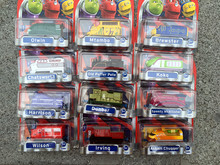 Learning Curve Chuggington Metal Diecast Toy Various Trains New in Box(China (Mainland))