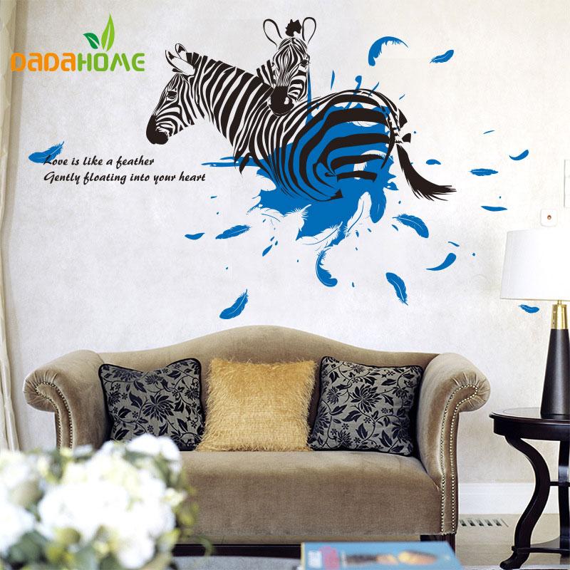 zebra wohnzimmer:Online Kaufen Großhandel zebra für schlafzimmer aus China zebra für
