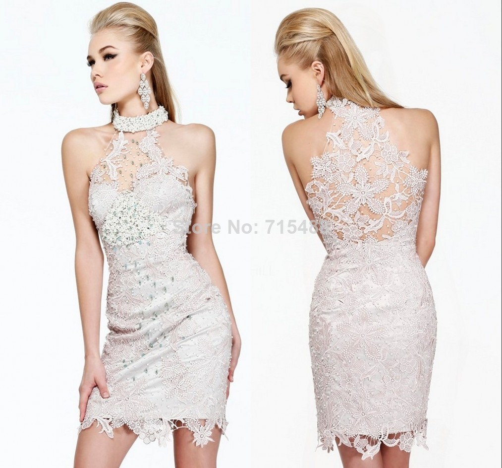 New Western Lace Formal