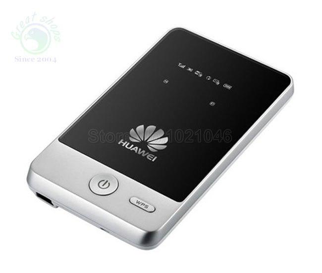 HUAWEI E583C Portable 3G HSDPA MIFI WIFI Mobile Broadband Wireless Modem Router 7.2MBPS pk b683 e587 e5220 e3131 e1550(China (Mainland))