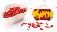 5A goji berry The king of Chinese wolfberry medlar bags in the herbal tea Health tea