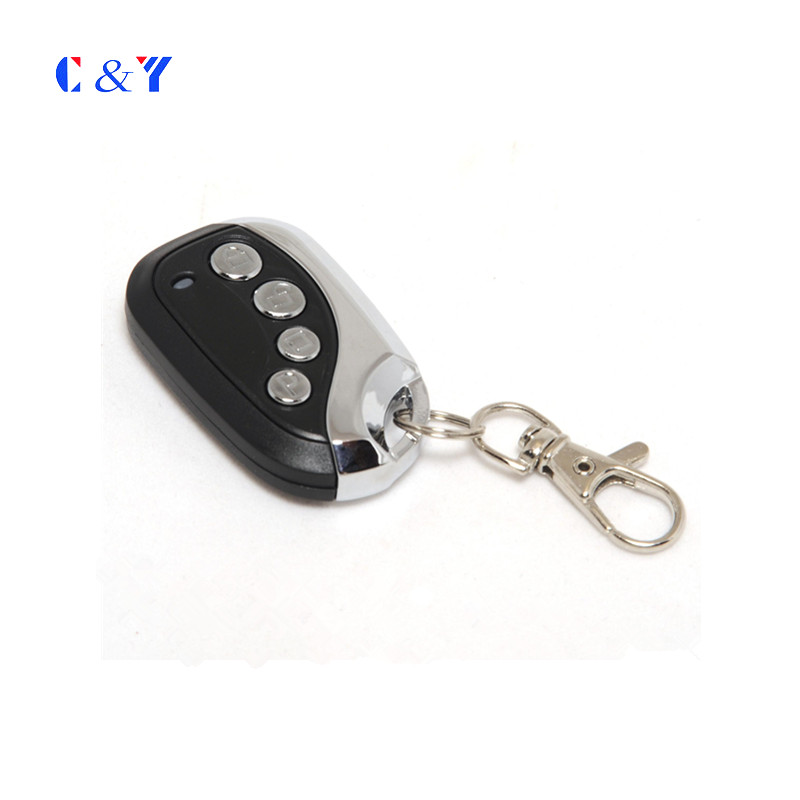 Wholesale!!! 4 channel cloning Cheap garage door remote control transmitter duplicator ( face to face copy) 433.92MHz(China (Mainland))