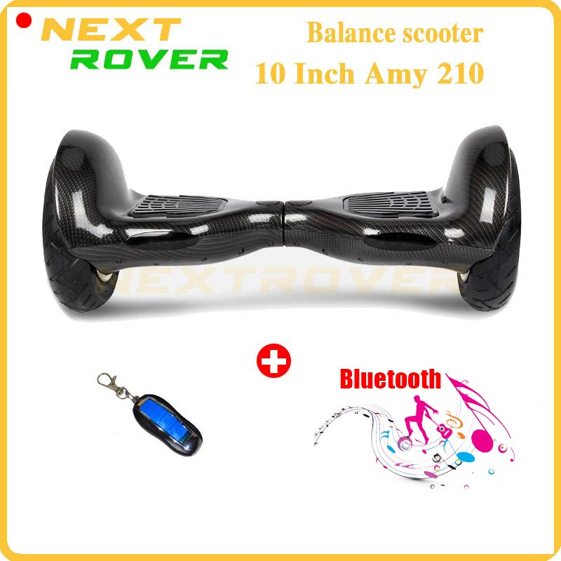 Hot Sale Colourful 10inch Two Wheels Smart Balance Board Scooter,2 wheel Electric Self Balance Scooter with Bluetooth