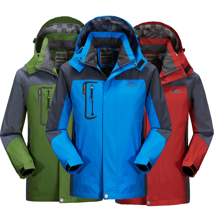 Spring autumn men jacket Outdoor jaqueta Camping sports coat for Men's Clothing tourism mountain jackets waterproof Windproof(China (Mainland))