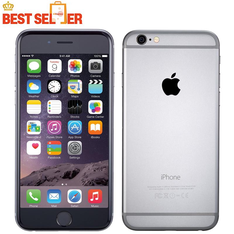 "New Arrival Unlocked Original Apple iPhone 6 Plus LTE Mobile phone Ultra Slim 5.5"" IOS 1GB RAM 1080P 8MP EMS DHL Free Shipping(China (Mainland))"