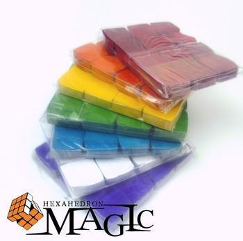 Snow Storm 12pcs /lot ,magic tricks online,Christmas wholesale magic store China(China (Mainland))