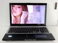 Drop shipping 15.6″ Laptop notebook 4GB RAM 500GB HDD 1080P HDMI Intel Atom D2500 Dual Core 1.86Ghz DVD-RW WIFI WEBCAM bluetooth