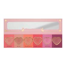 Long-lasting Natural 6 color blush & blusher matte makeup set naked Flush Blush Wardrobe bronzer maquiagem blush palette(China (Mainland))