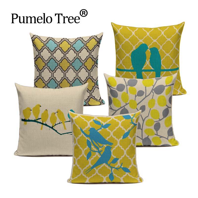 coussin oiseau achetez des lots petit prix coussin. Black Bedroom Furniture Sets. Home Design Ideas