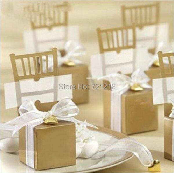 Boite Cadeau Mariage de Mariage Favors Boîte