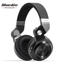 Buy Bluedio T2 Bluetooth Stereo Headphone Wireless Folding Headphones Built-in Mic BT4.1 Powerful Bass Over-ear Headphones for $23.86 in AliExpress store