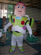 BUZZ LIGHTYEAR mascot costume halloween costumes party costume dinosaurs fancy dress christmas kids gift surprise
