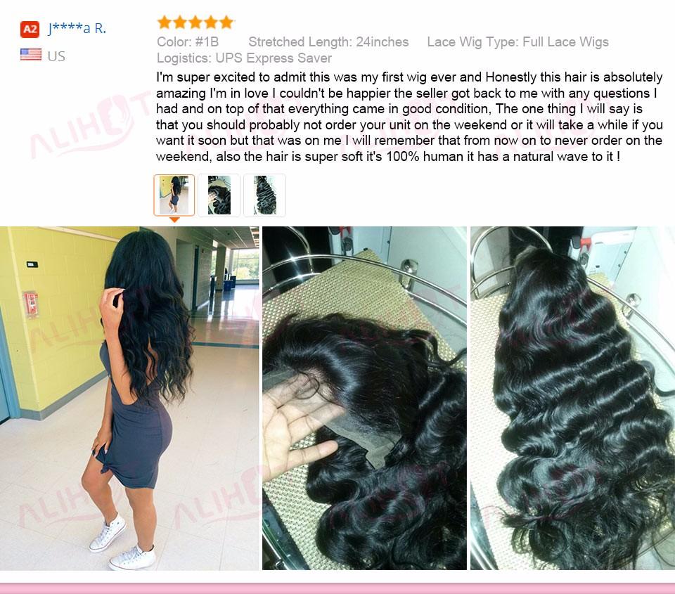 human hair lace wig (6)