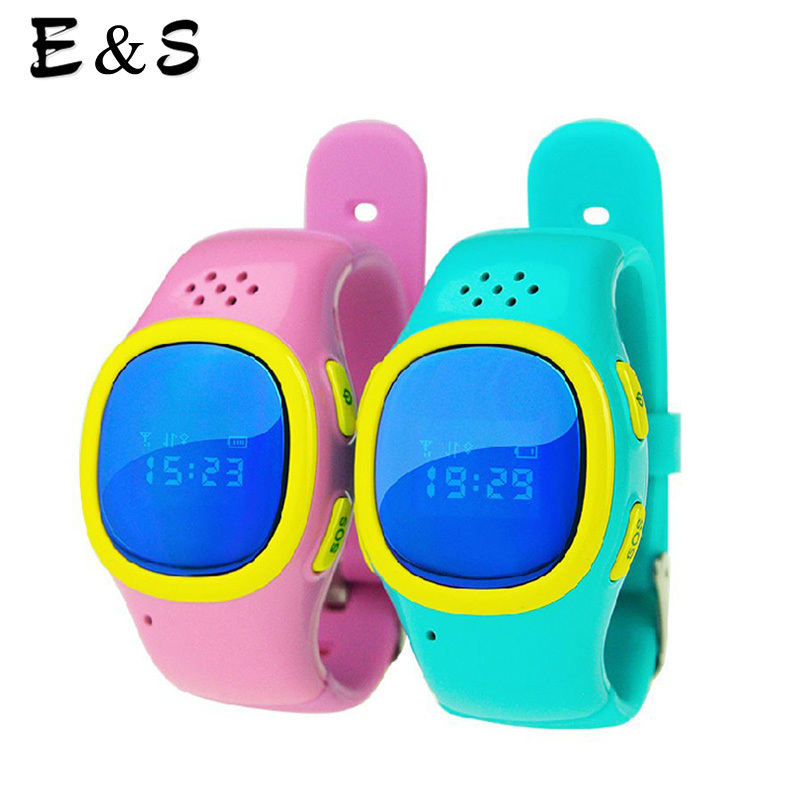 Kids GSM GPS Smart bracelet Watch with SIM For Children smart watch Child locator positioning SOS Emergency 2015 Hot selling(China (Mainland))