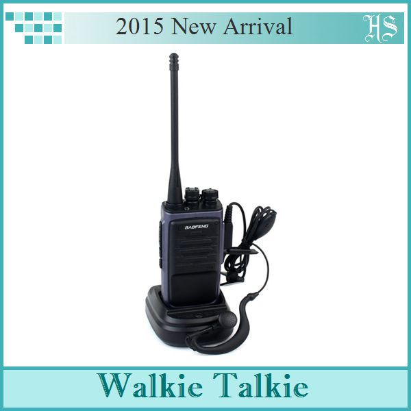 New Black Walkie Talkie BAOFENG T88 UHF 400-480MHz 8W VOX FM Radio Monitor Scan Two Way Radio Professional Transceiver A71410A(China (Mainland))