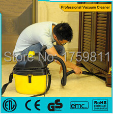 Free Shipping 2015 New Arrival Water Tank for Carpet Window Floor 800W Robot Vacuum Cleaner Top Quality(China (Mainland))