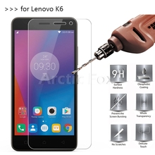 Buy 2.5D 0.26mm 9H Premium Tempered Glass Lenovo K6 5.0inch Screen Protector Toughened protective film Lenovo K6 Glass for $1.89 in AliExpress store