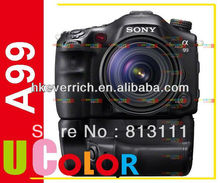 Genuine Sony SLT-A99 A99 24.30 MP Camera With 24-70mm Lens + VG-C99AM Vertical Battery Grip(Hong Kong)