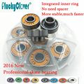 Hot Stable Max Speed Creative integrated Skateboard Bearing ABEC 9 Extended Inner Ring Perfect Alignment Longboard
