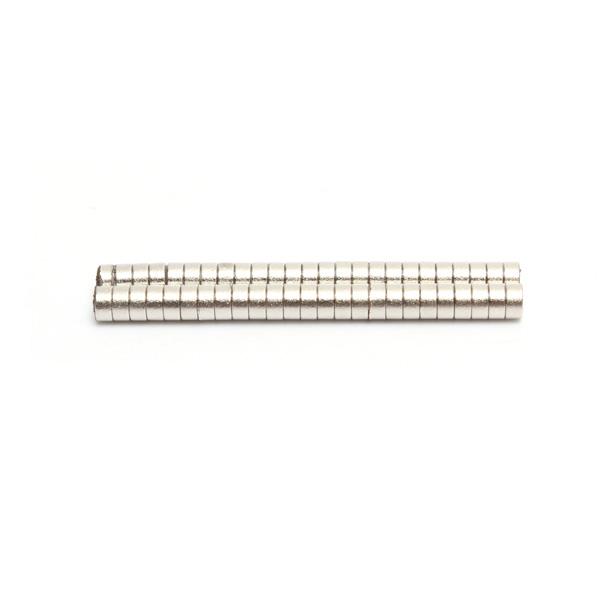 50pcs Neodymium N52 Round Strong Magnets Disc NdFeB Craft Rare Earth 3x1.5mm High Quality<br><br>Aliexpress