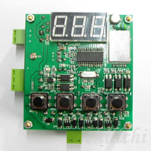 Sensor control board automatic loading weight control weight control apparatus according to claim automatic customization(China (Mainland))