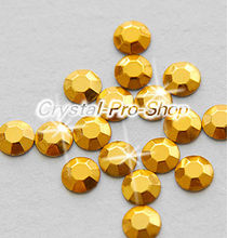 Buy 144 pieces Gold 2mm 6ss ss6 Faceted Hotfix Rhinestuds Iron Round Beads new Aluminium Metal Design Art DIY (u2m-Gold-1 gr) for $3.77 in AliExpress store