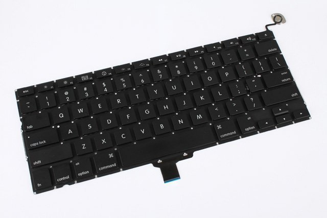 """FREE SHIPPING   Laptop Keyboard US For Apple MACBOOK Pro 13"""" Unibody A1278"""