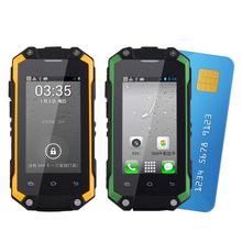 MAFAM M13 Dual sim card waterproof Android 5.1 ROM 8G RAM 1G mini smartphone WIFI 3.5mm earphone jack rugged mobile phone P014(China (Mainland))