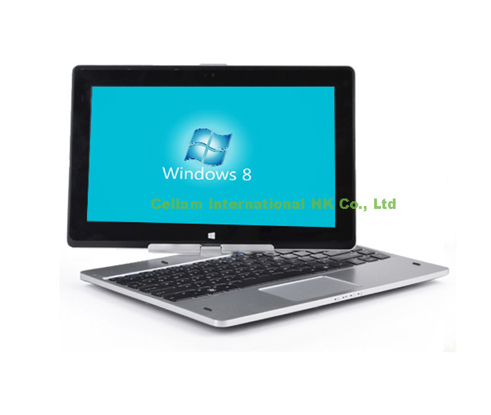 "netbook rotating touch screen laptop 11.6"" intel Ivy Bridge I5 window 8 computer 2MP Wifi bluetooth 2G 320G HDMI RJ45(China (Mainland))"