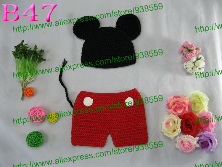 Free Crochet Pattern Minnie Mouse Diaper Cover : Free-shipping-Baby-Luv-Crochet-Red-Minnie-Mouse-Inspired ...