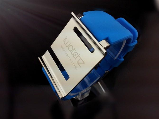 Luxury Colorful fashion Watch Band Aluminum Case Silicone Band Wrist Strap case For Apple IPod Nano 6 6th(China (Mainland))
