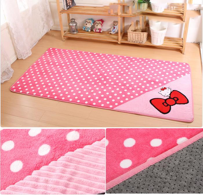 Tapijt Voor Slaapkamer : Hello Kitty Rugs for Bedrooms