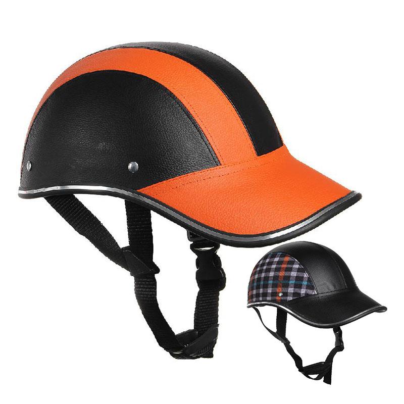 CARCHET Motorcycle font b Helmet b font Baseball Style Bike Half font b Helmets b font