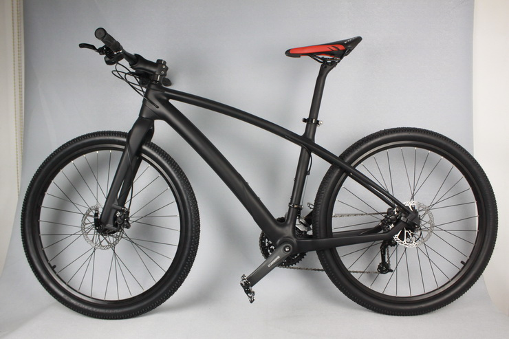27.5er complete bike cheap price mtb bicycle complete mountain bike include carbon frames+wheelset and other parts(China (Mainland))